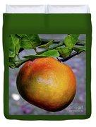 Fruit On The Tree Duvet Cover