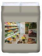 Fruit Shop Duvet Cover