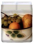 Fruitbowl Retro Duvet Cover