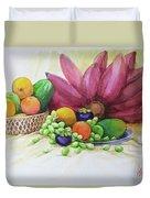 Fruits Duvet Cover