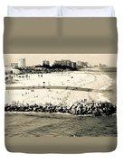 Ft. Lauderdale Farewell Duvet Cover
