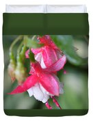 Fuchsia Duvet Cover