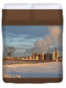 Fueling Life  Duvet Cover