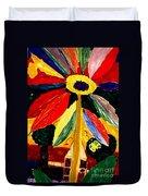 Full Bloom - My Home 2 Duvet Cover