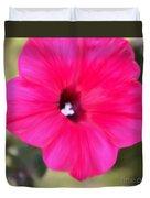 Full In Bloom Duvet Cover