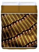 Full Metal Jackets Duvet Cover