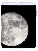 Beaver Moon Duvet Cover