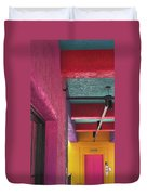 Fun House Duvet Cover