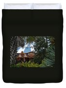 Fun Thru The Trees Duvet Cover