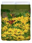 Funchal Maderia Monarch Duvet Cover