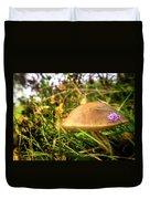 Funghi, Cashel Forest Duvet Cover