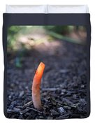 Fungi And Insect Duvet Cover