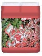 Fungus Amongst Us - Florida Palm Duvet Cover