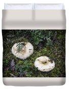 Fungi No 3 Duvet Cover