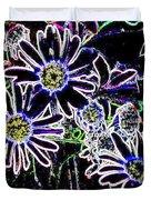 Funky Flowers Duvet Cover