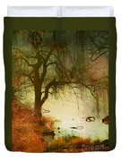 Funky Reflections 2 Duvet Cover