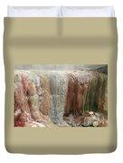 Furnas Hot Springs Duvet Cover
