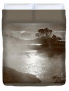 Furnas Hotsprings Duvet Cover