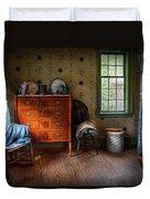 Furniture - Chair - American Classic Duvet Cover