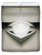 Futuristic Architecture One Duvet Cover