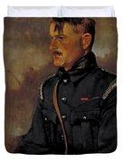 G V Blackstone - G M London Fire Force Duvet Cover