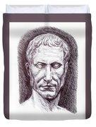 Gaius Julius Caesar Duvet Cover