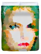 Gal Hotty Totty Duvet Cover