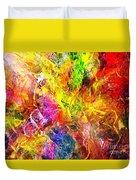 The Galaxy Duvet Cover