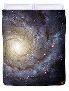 Galaxy Swirl Duvet Cover