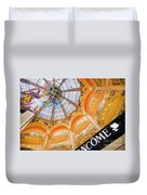 Galeries Lafayette Inside Art Duvet Cover