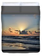 Galveston Tx 340 Duvet Cover