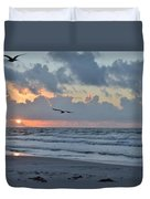 Galveston Tx 345 Duvet Cover