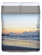Galveston Tx 346 Duvet Cover