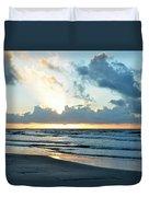 Galveston Tx 360 Duvet Cover