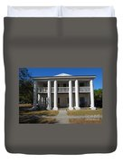 Gamble Mansion Parrish Florida Duvet Cover