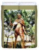 Gandhi  Duvet Cover