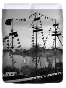 Gang Of Pirates Duvet Cover