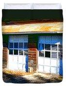 Garage 2 Duvet Cover