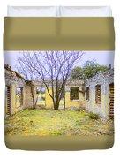 Garden Apartment Duvet Cover