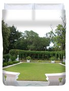 Garden At Crane Cottage Duvet Cover