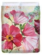 Garden Beauty-jp2954b Duvet Cover
