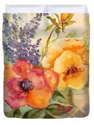 Garden Beauty-jp2955b Duvet Cover
