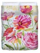 Garden Beauty-jp2957b Duvet Cover