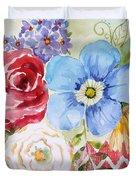 Garden Beauty-jp2958b Duvet Cover