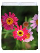 Garden Colors Duvet Cover