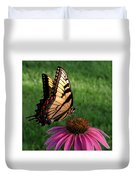 Garden Dancer Duvet Cover