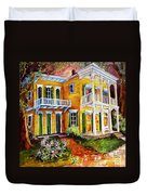 Garden District Home  Duvet Cover
