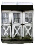 Garden Doors Duvet Cover