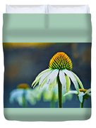 Bristle Flower Duvet Cover