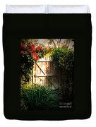 Garden Gate Duvet Cover